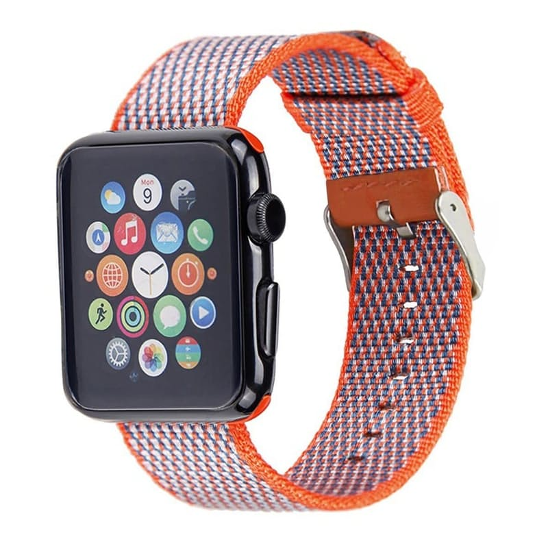 Orange - Watch is not included.