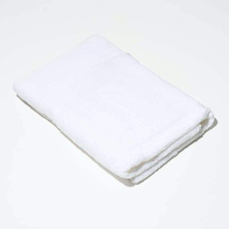 White Bath Sheet (2 included)
