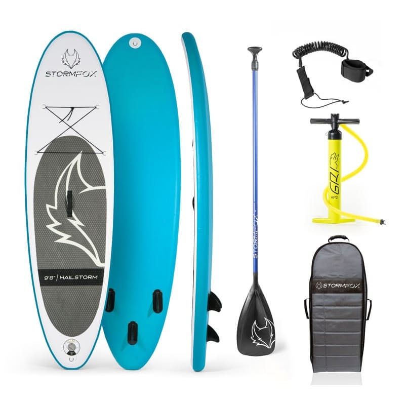 """Hailstorm SUP 9'8"""" and Kit"""