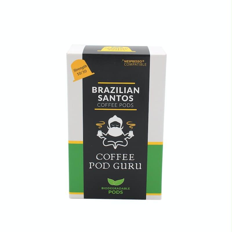 Pack of 20 Brazilian Santos