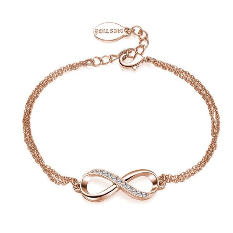 Rose Gold-Tone Plated